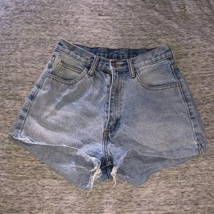 J. Galt Brandy Melville shorts